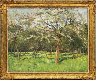 Исидора Верхейден Цветущий сад