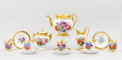 чайный сервиз Meissen