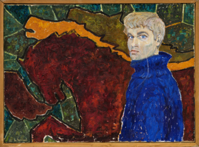 Вл. Варламов. Мужской портрет