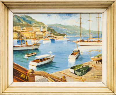 НХ. Порт Монако