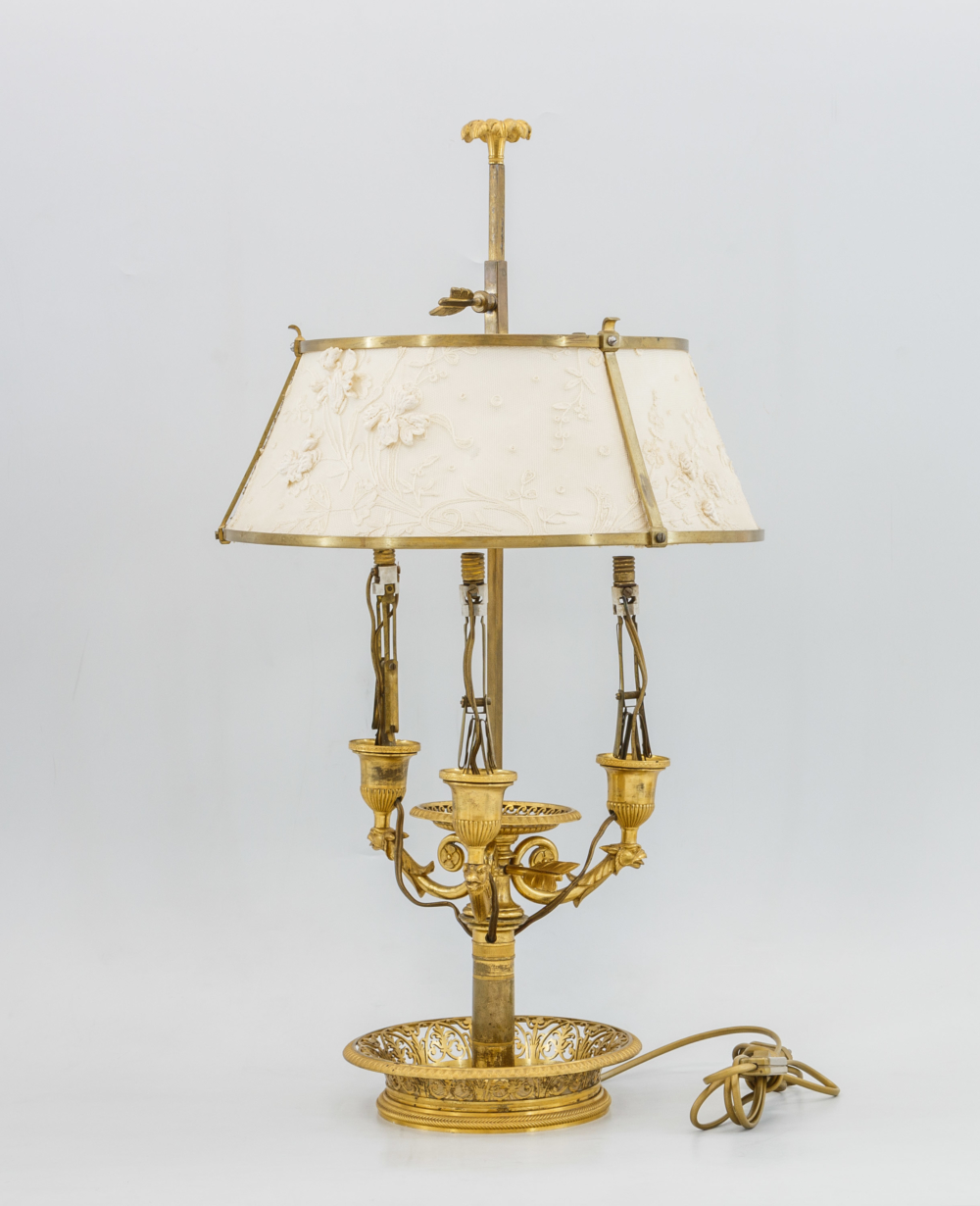 Настольная лампа - бульот