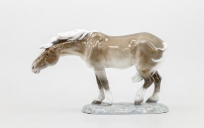 конь на ветру