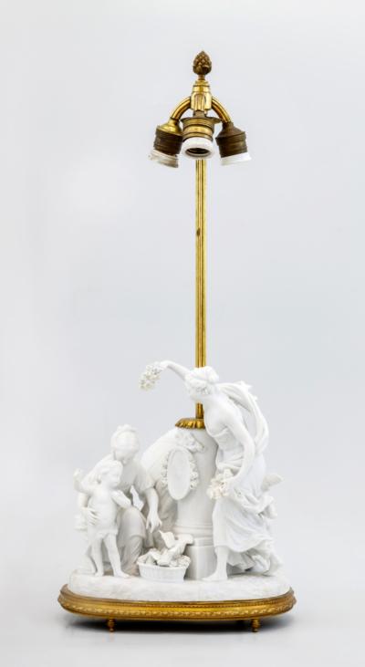 лампа севр