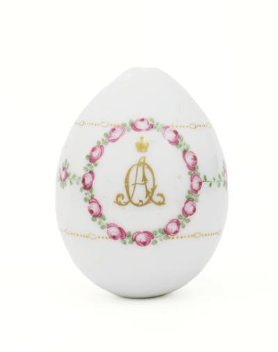 Пасхальное яйцо Алесандры Федоровны