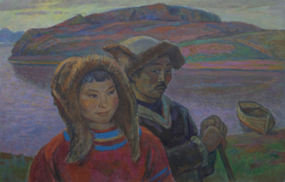 Портрет чукчей