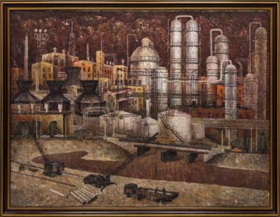 Шкарпетин На заводе