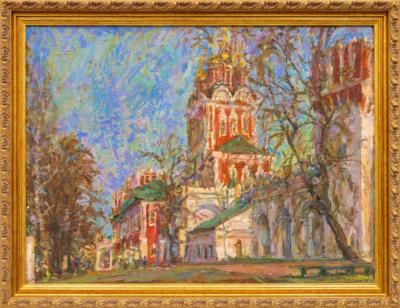 Соловых Новодевичий монастырь