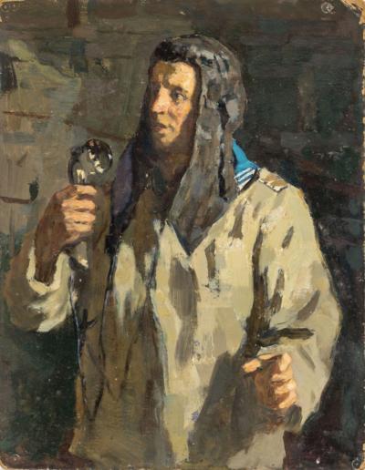 Связист Ершов Б.Г.
