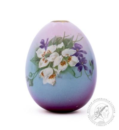 Пасхальное яйцо Весенние цветы