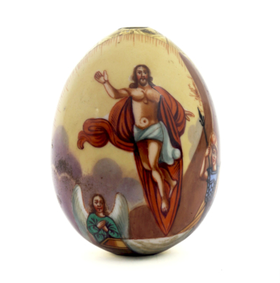 Пасхальное яйцо Воскресение Христово
