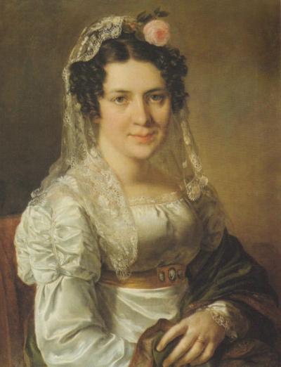 Русская живопись первой половины 19 века