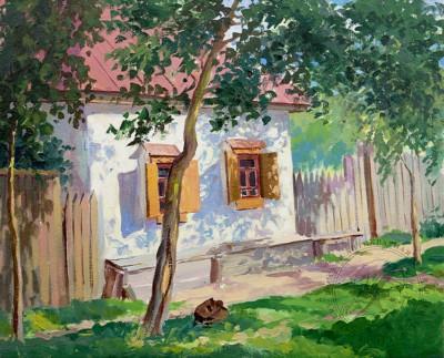 rag266. Черниговский дом. Вольтер