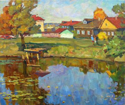 Осенний день во Владимирской области